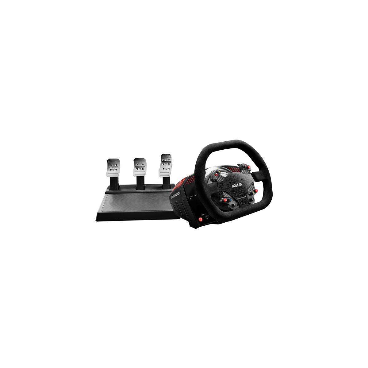 Volant + p�dalier thrustmaster ts-xw racer sparco p310 comp�tition mod - livraison off