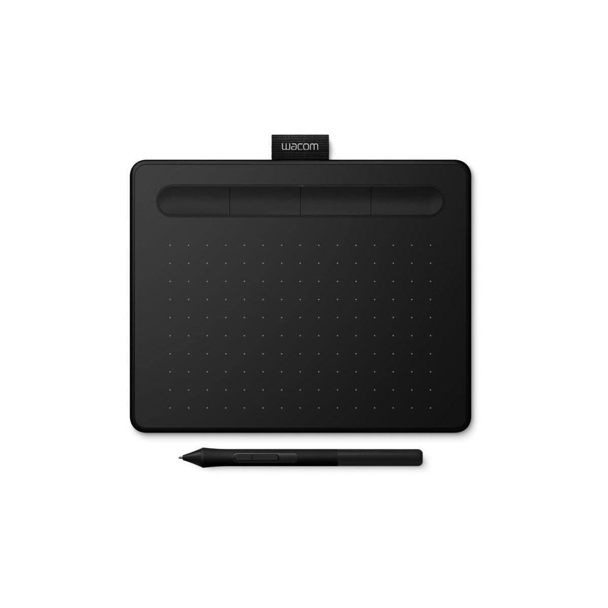 Tablette graph wacom intuos s noir - livraison offerte : code liv