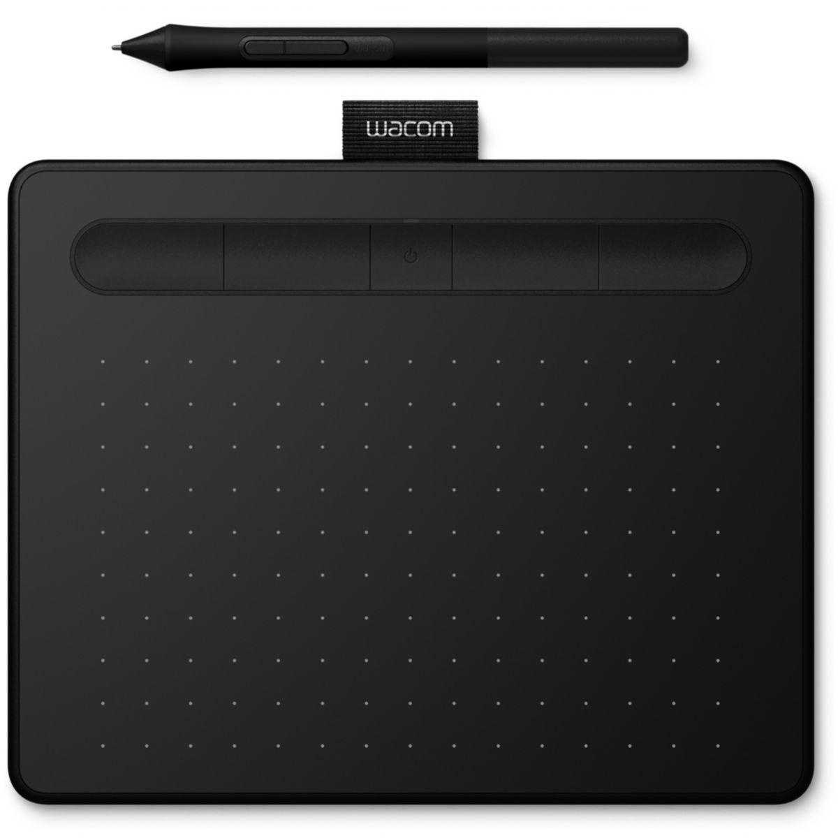 Tablette graph wacom intuos bluetooth in - livraison offerte : code liv