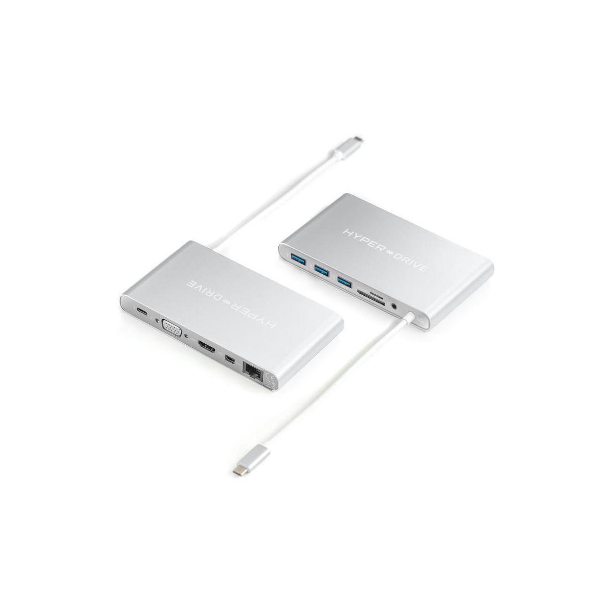 Hub hyper drive ultimate usb-c macbook