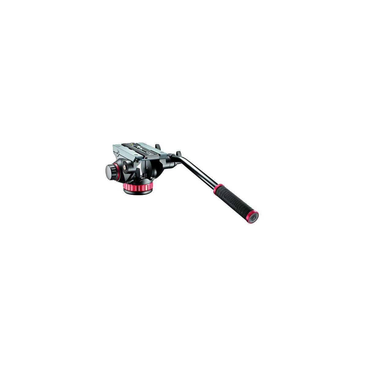 Rotule tr�pied manfrotto rotule mvh502ah - 7% de remise imm�diate avec le code : school7 (photo)