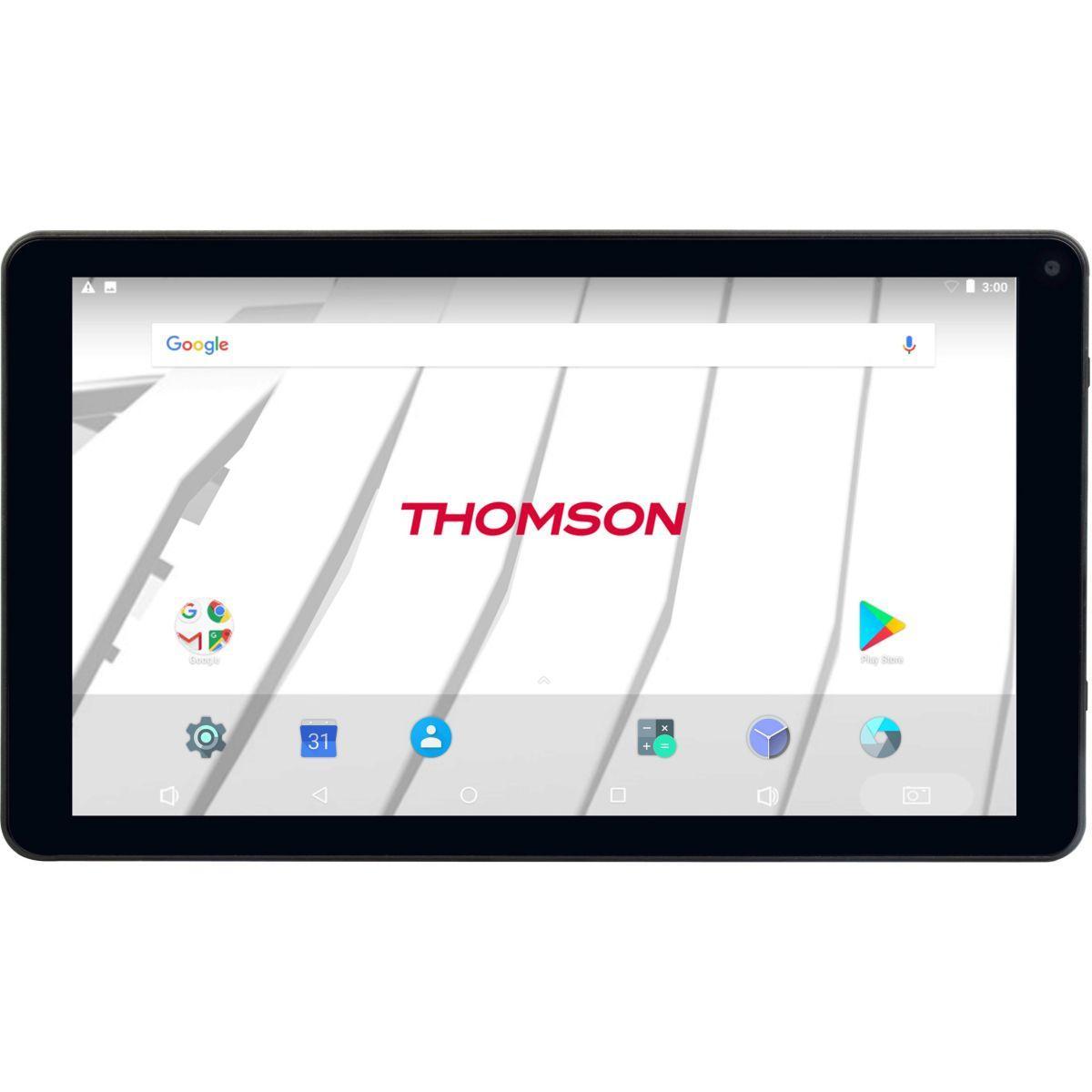Tablette android thomson teo 10'' noir - 2% de remise imm�diate avec le code : fete2