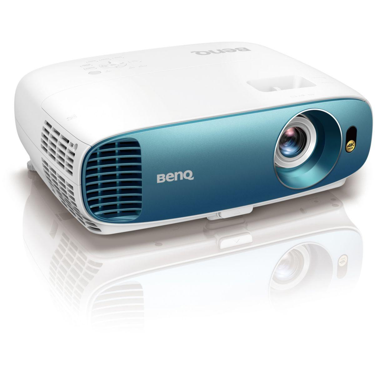 Vid�oprojecteur home cin�ma benq tk800 4k uhd (photo)