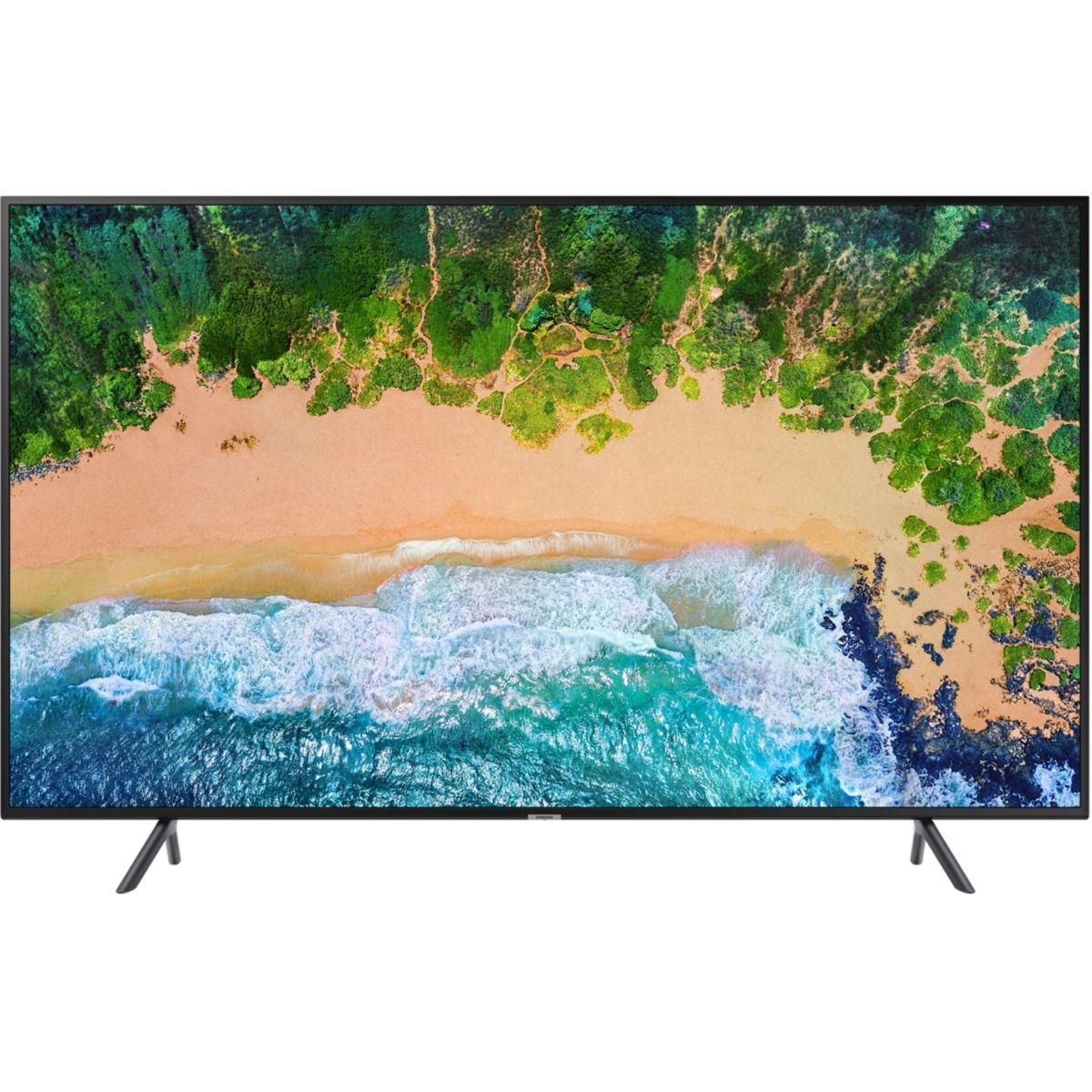 Tv led samsung ue40nu7195 - livraison offerte : code premium