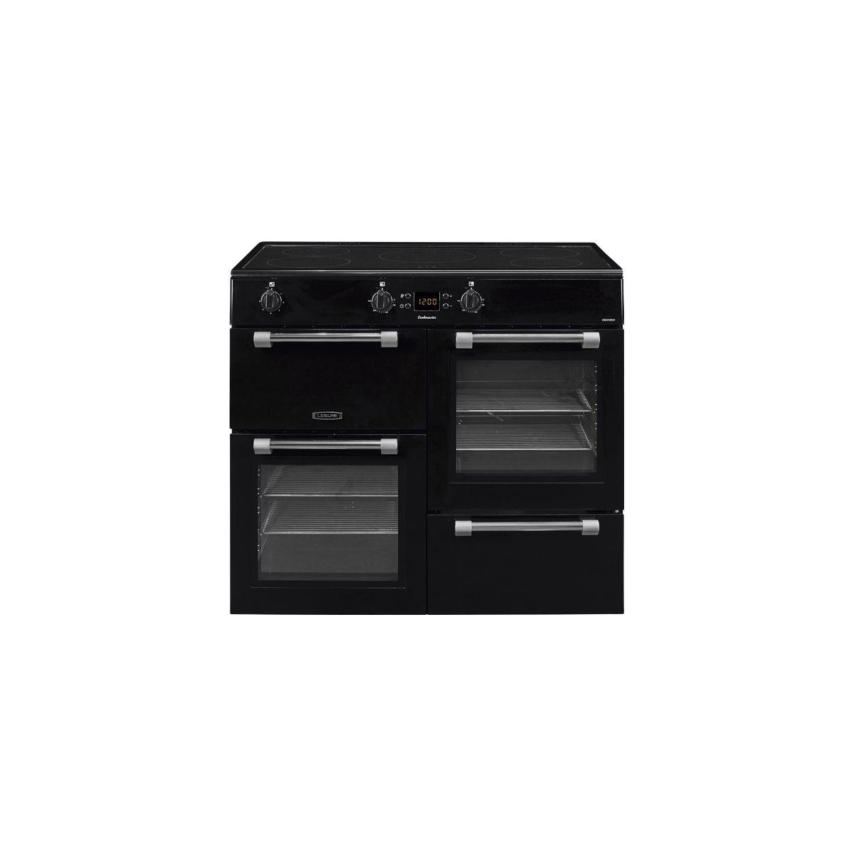 Piano de cuisson induction leisure ck100fib - livraison offerte : code livp (photo)