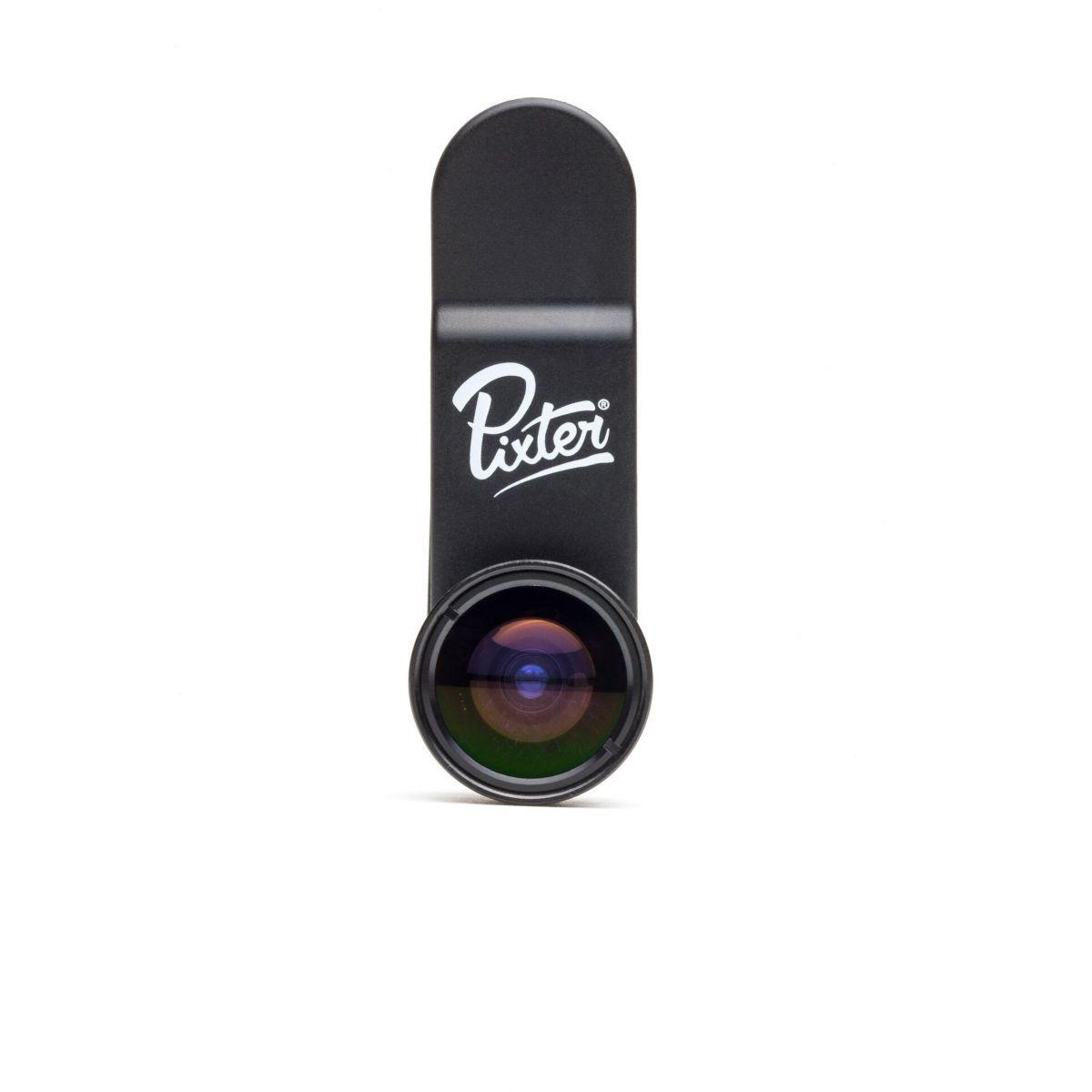 Objectif smartphone pixter objectif pour smartphone fisheye - livraison offerte : code liv (photo)