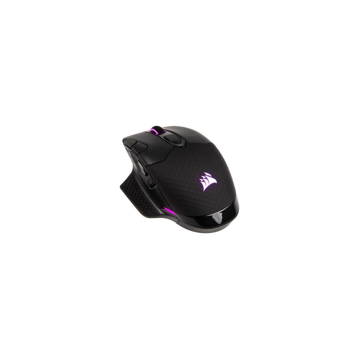 Souris gamer corsair dark core rgb performance - 15% de remise...