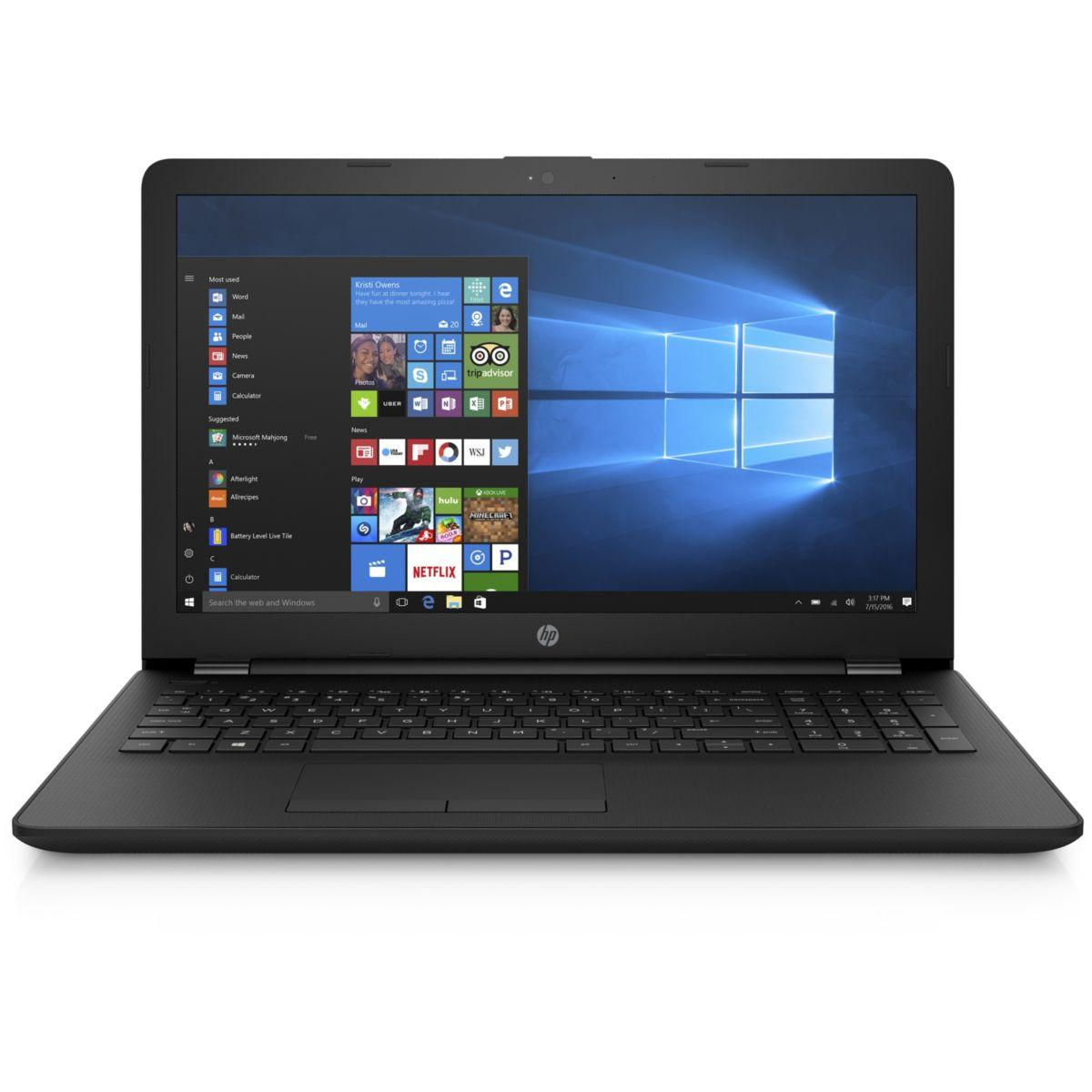 Ordinateur portable hp 15-bs097nf
