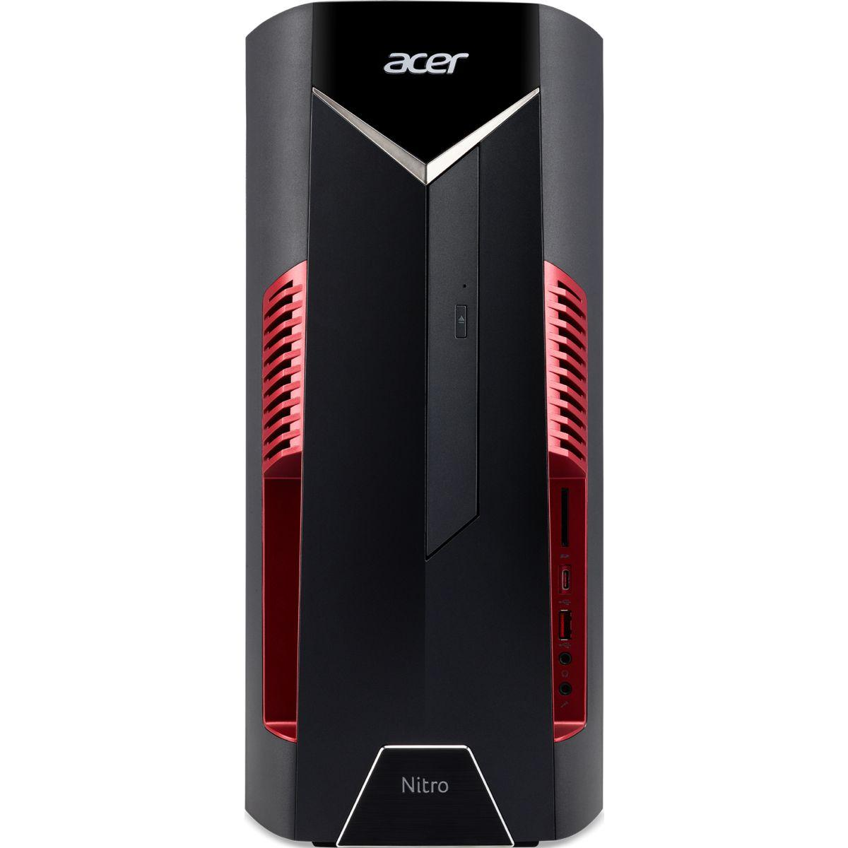 Pc gamer acer nitro n50-600 (photo)