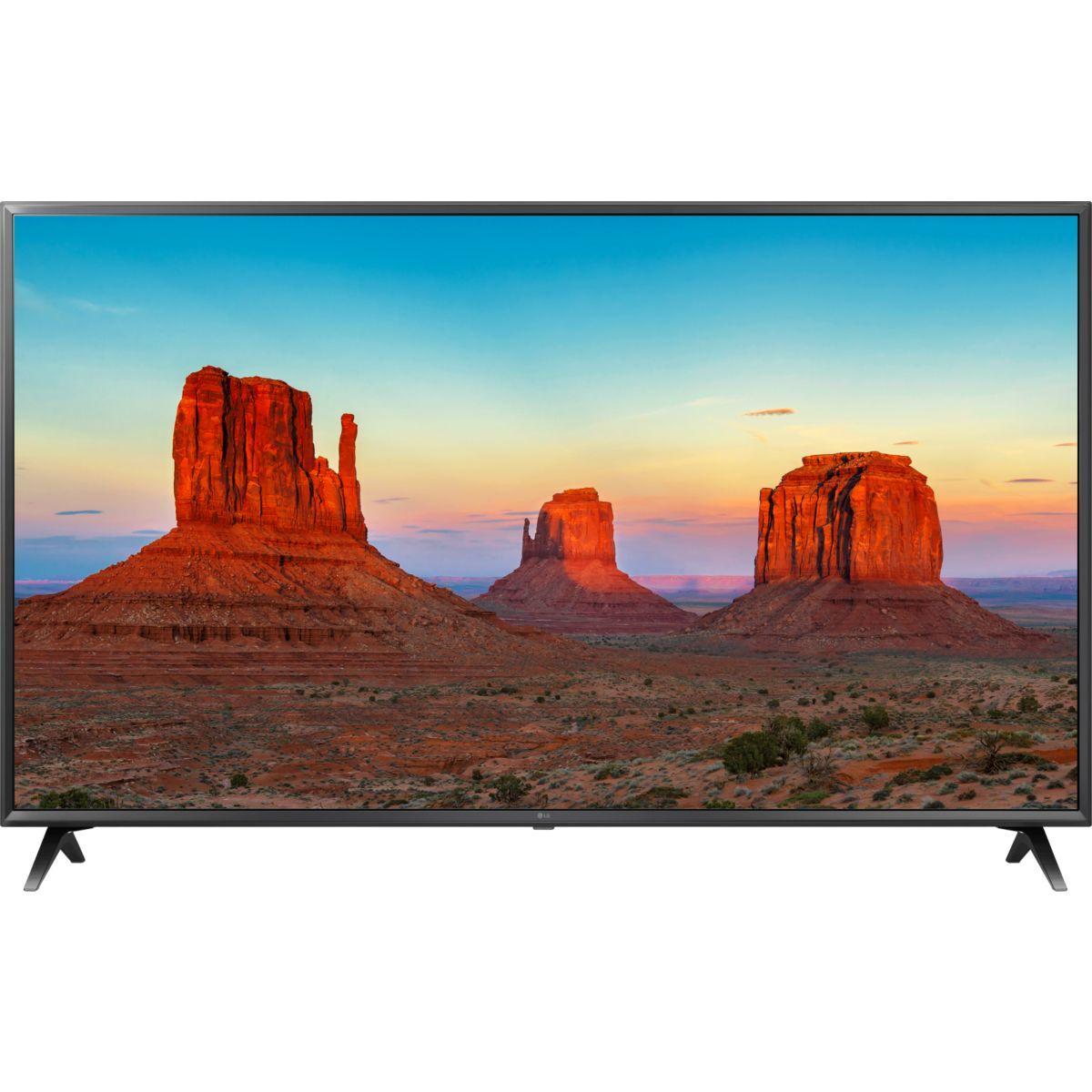 Tv led lg 50uk6300 (photo)