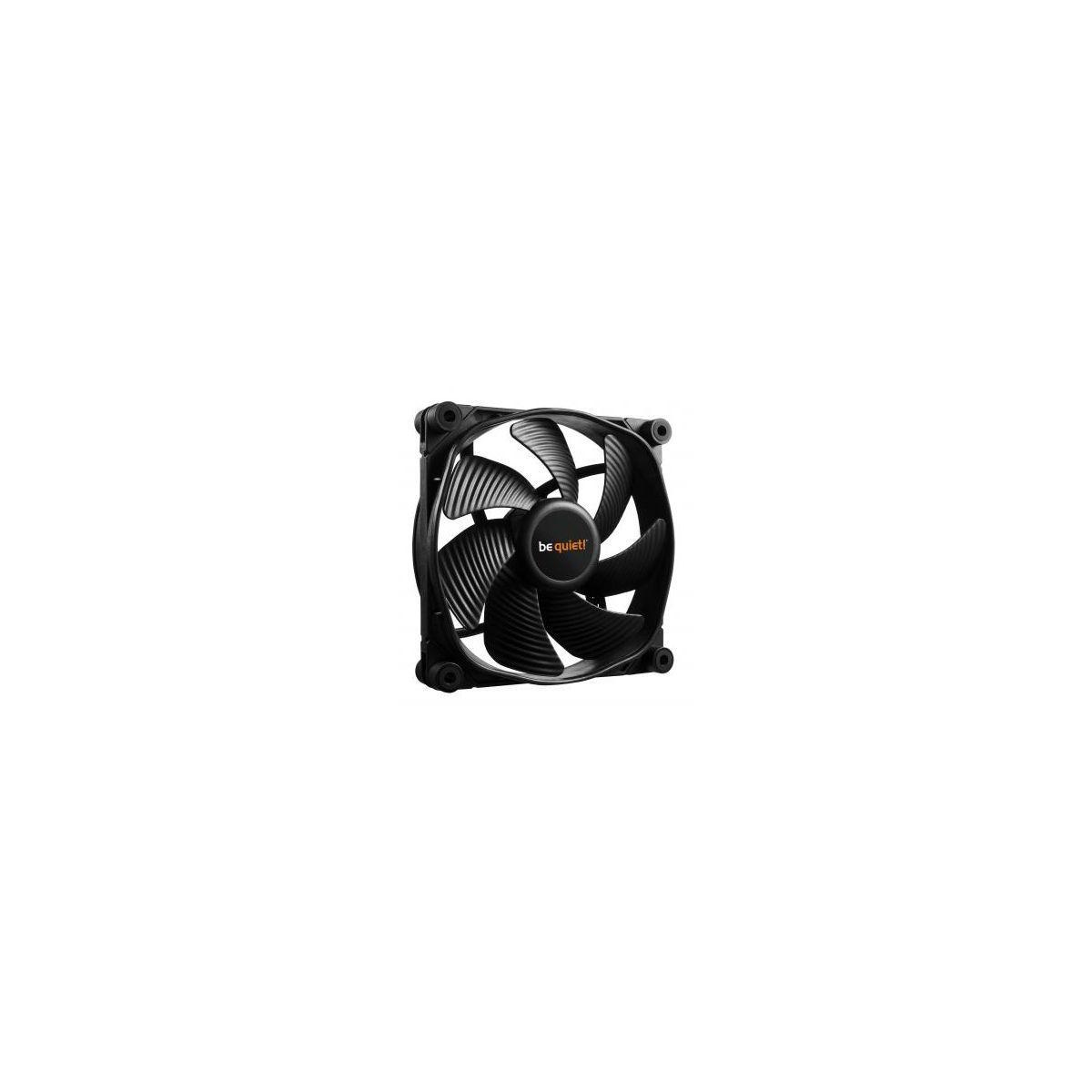 Ventilateur pc be quiet silent wings 3 120mm - 2% de remise imm�diate avec le code : deal2 (photo)