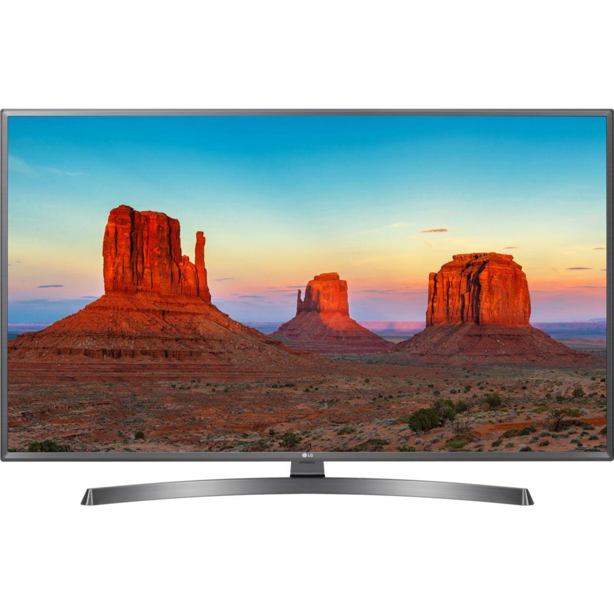 Tv led lg 43uk6750 - livraison offerte : code premium (photo)