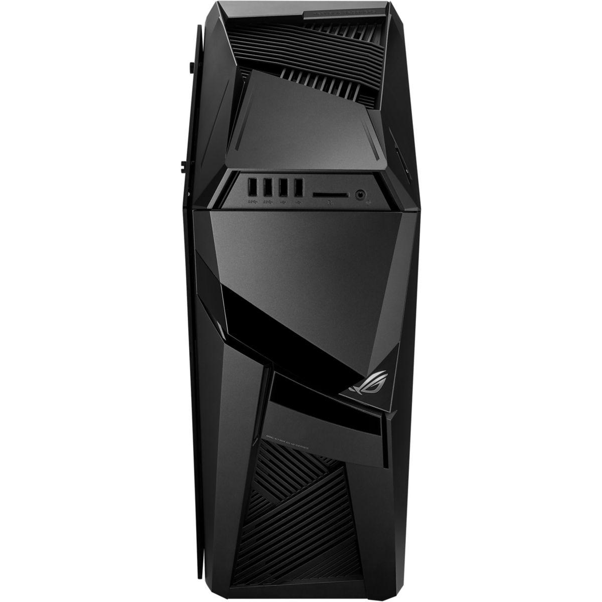 Pc gamer asus gl12cp-fr056t (photo)