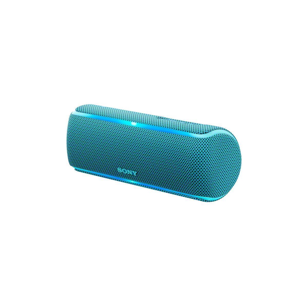 Enceinte bluetooth sony srs-xb21 bleu - 15% de remise imm�diate avec le code : deal15