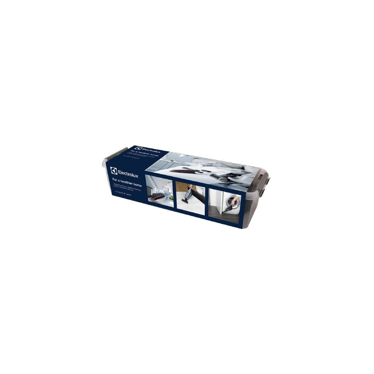 Kit de nettoyage electrolux kit 15 brosse +suceur+ adapt rapido - livraison offerte : code premium (photo)