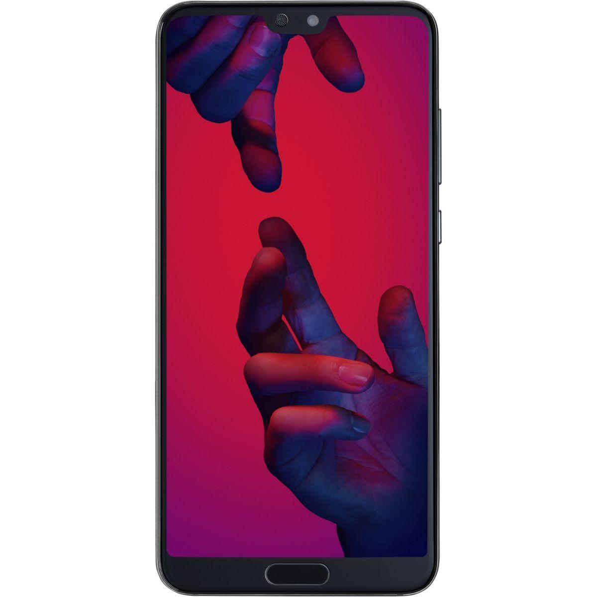 Smartphone huawei p20 pro noir - livraison offerte : code premium