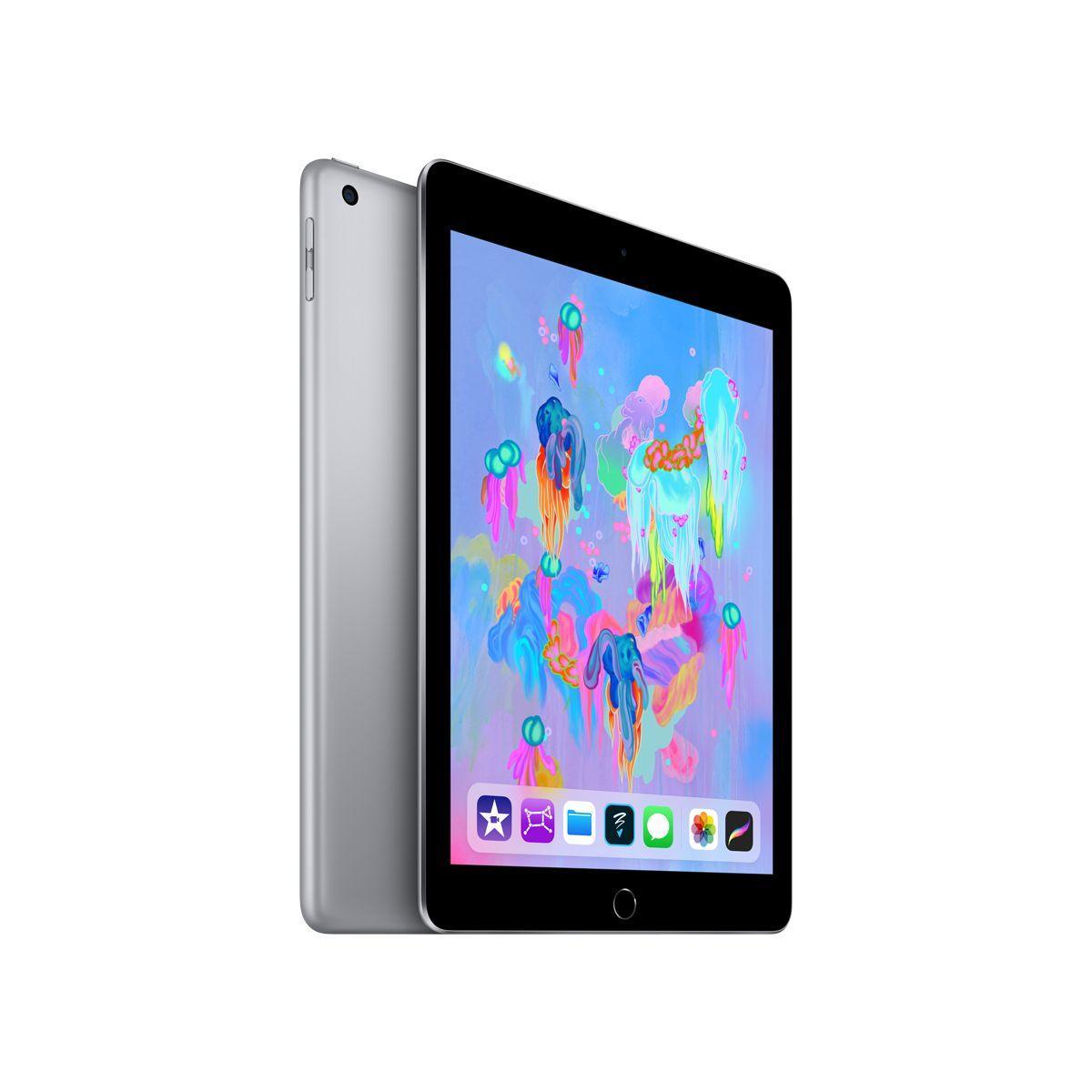 Tablette apple ipad new 128go gris sid (photo)