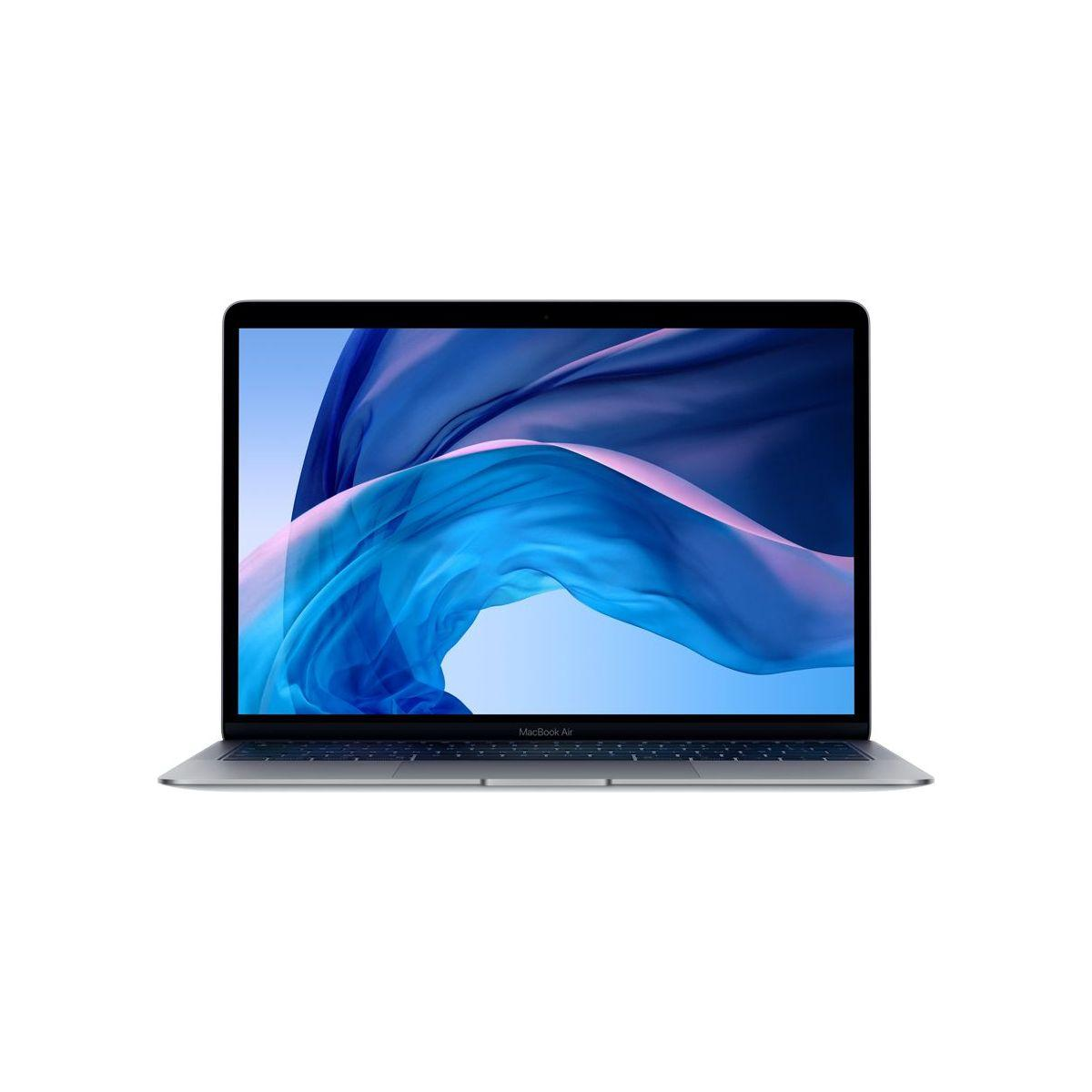 Portable macbook air new i5 128go gris sid�ral - livraison offerte : code liv