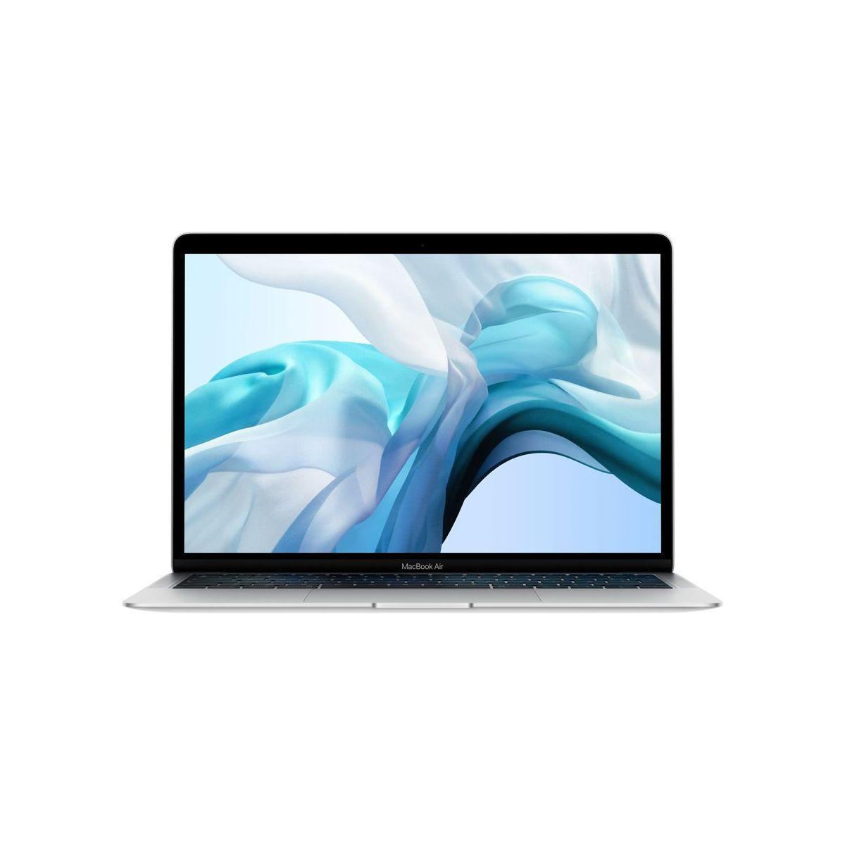 Ordinateur apple macbook air new i5 128go argent
