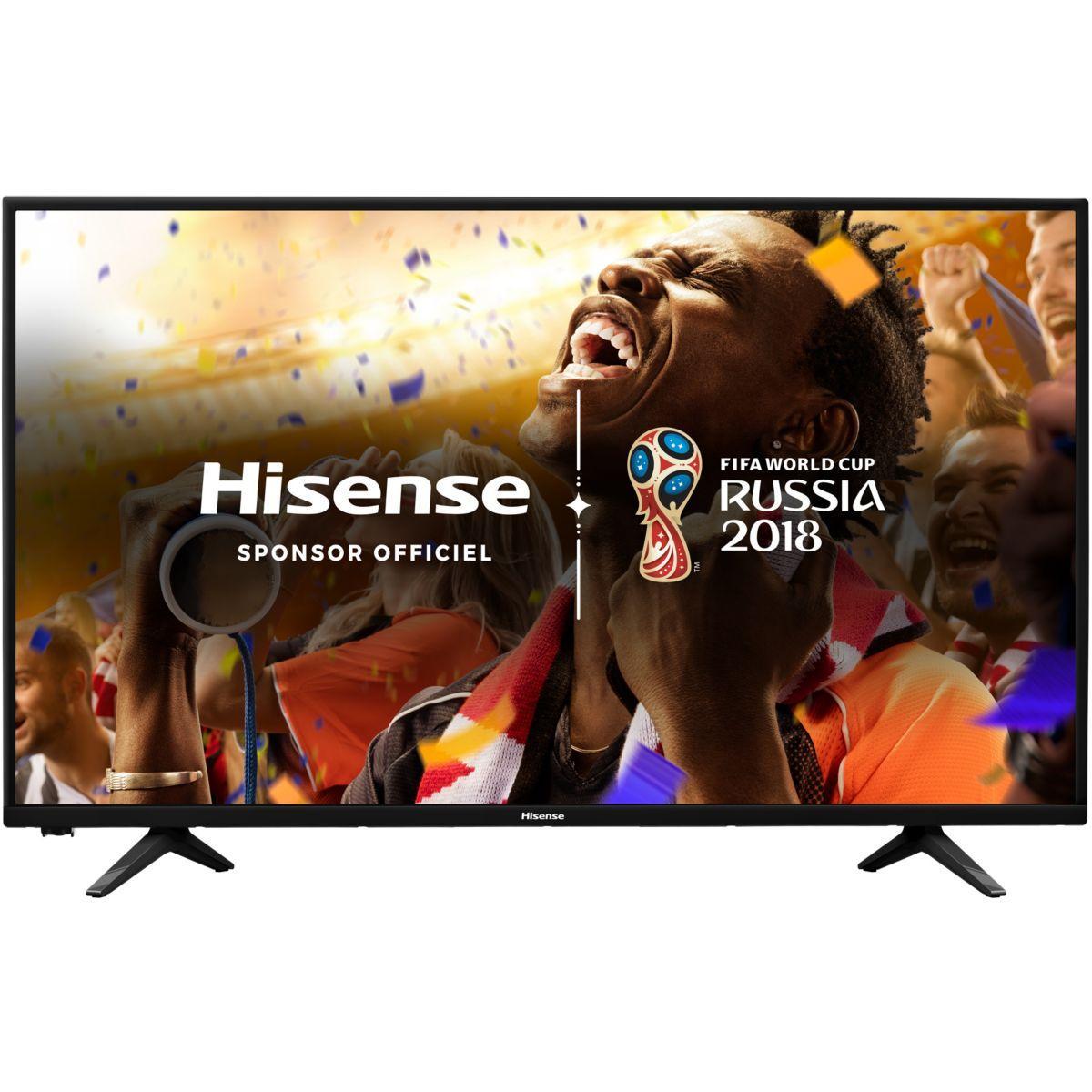 Tv led hisense h39a5100 (photo)