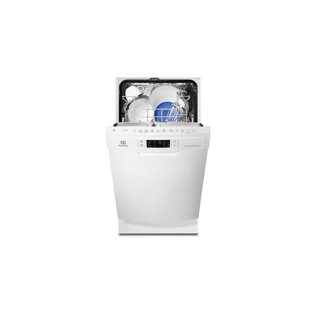 Lave vaisselle 45 cm electrolux esf4661row airdry - 10% de remise imm�diate avec le code : gam10