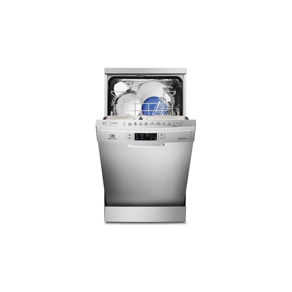 Lave vaisselle 45 cm electrolux esf4661rox airdry - 7% de remise imm�diate avec le code : gam7
