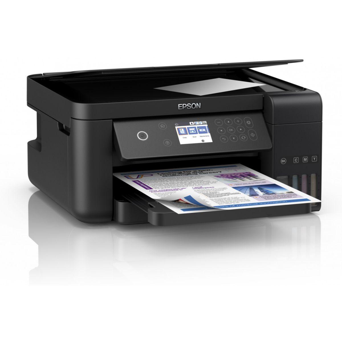 Imprimante jet d'encre epson ecotank et-3700 (photo)