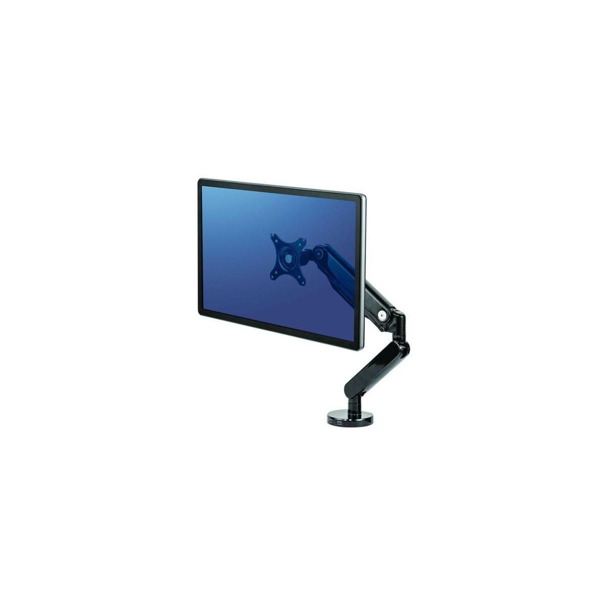 Support �cran fellowes support �cran simple platinum s�rie - 20% de remise imm�dia