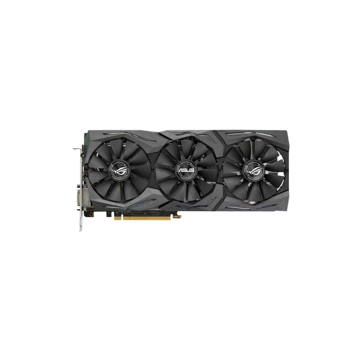Carte graphique asus strix-gtx1080-a8g-gaming (photo)