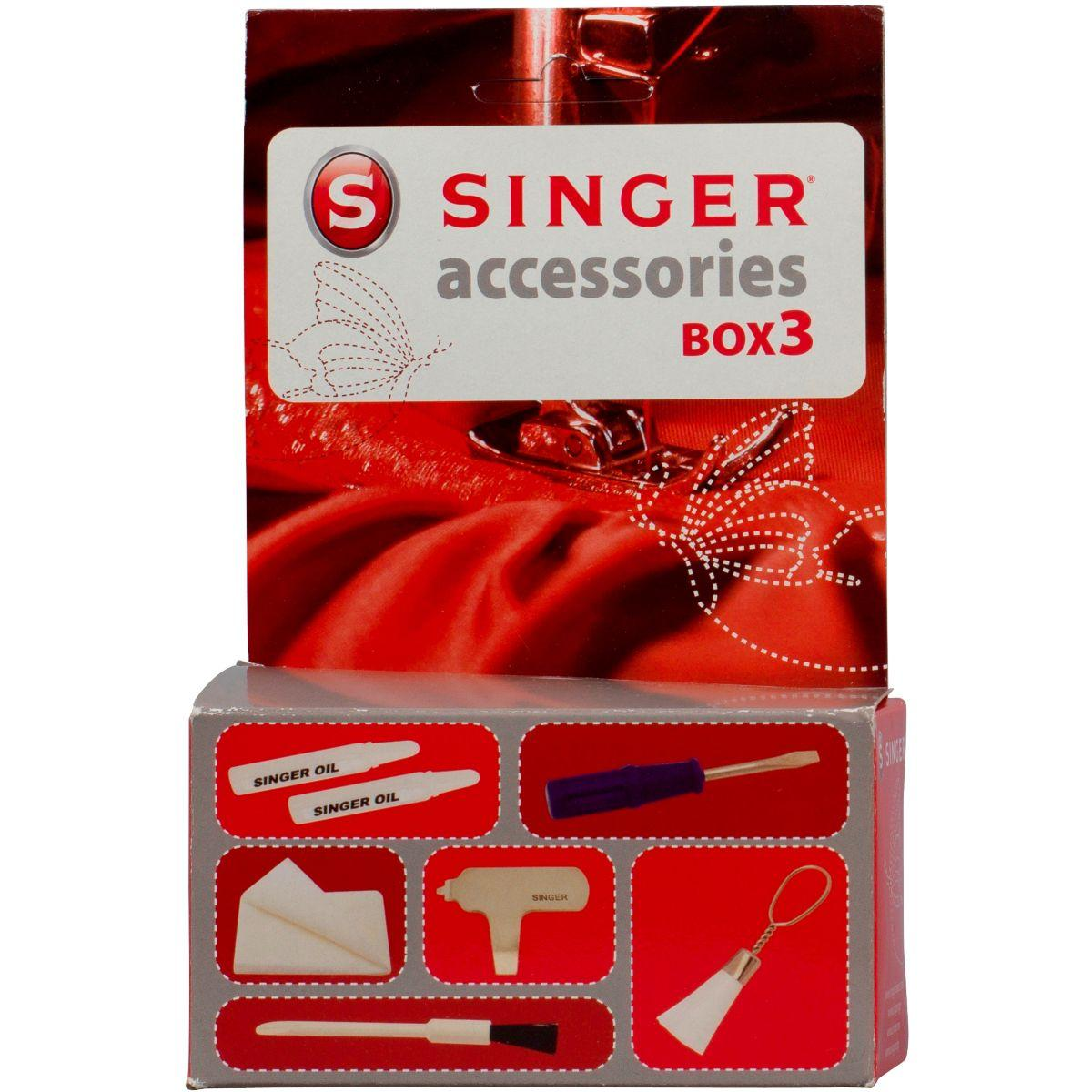 Ciseaux singer box3 - 5% de remise imm�diate avec le code : cadeau5 (photo)