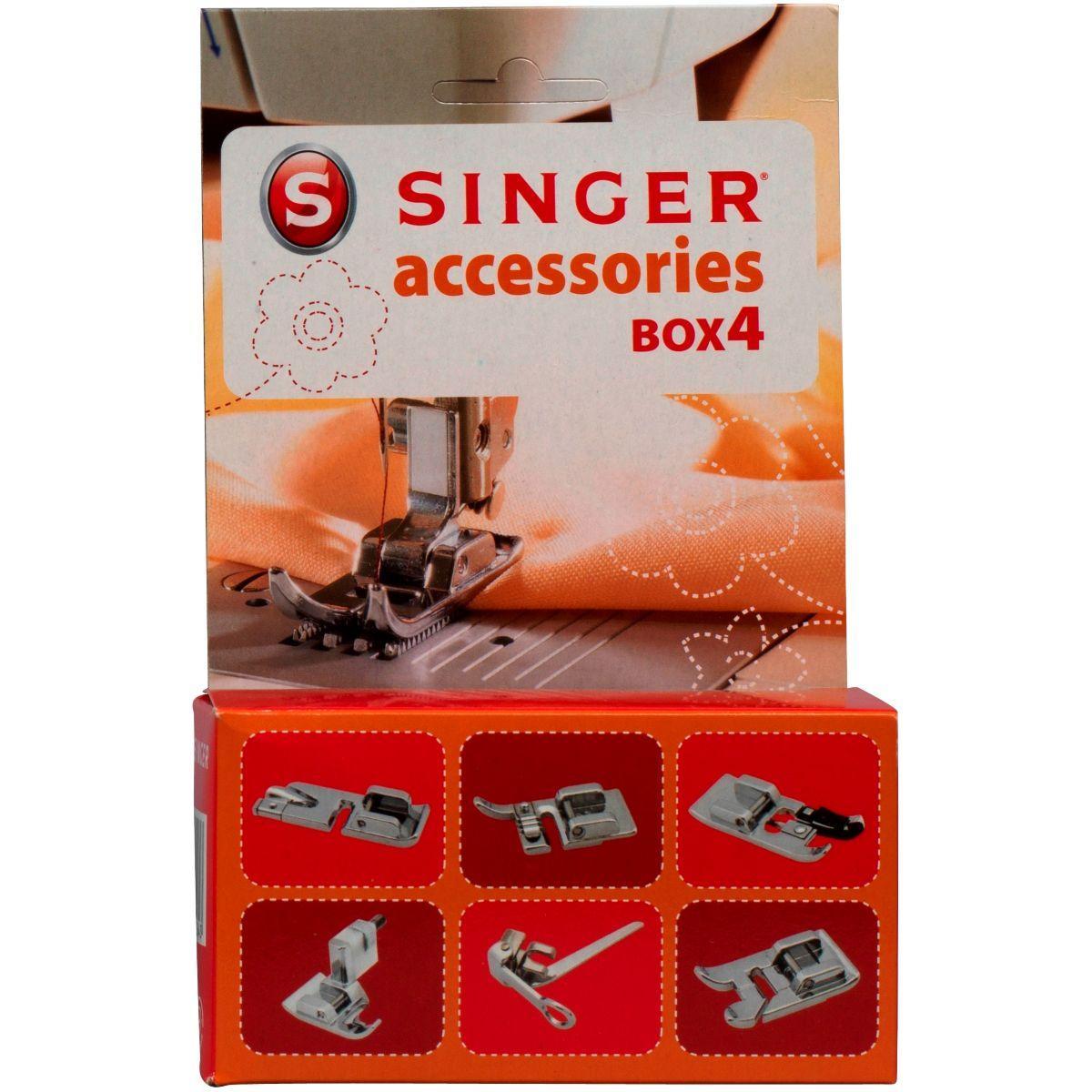 Ciseaux singer box4 - 20% de remise imm�diate avec le code : cadeau20 (photo)