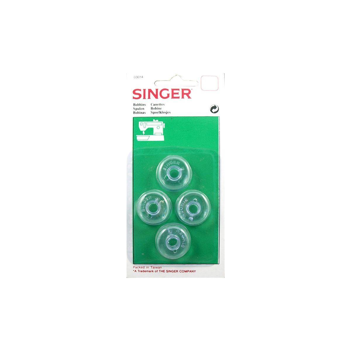 Canettes singer canette basse x4 - 5% de remise imm�diate avec le code : cadeau5 (photo)