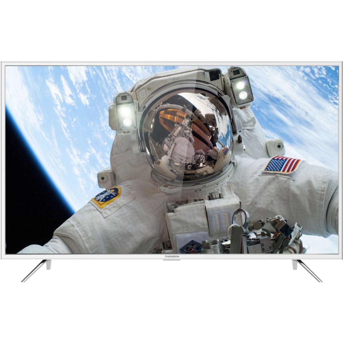 Tv led thomson 43ud6206w - 2% de remise imm�diate avec le code : deal2
