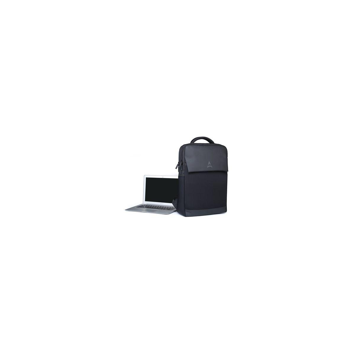 Sac � dos adeqwat sporty 13-16'' noir - livraison offerte : code premium