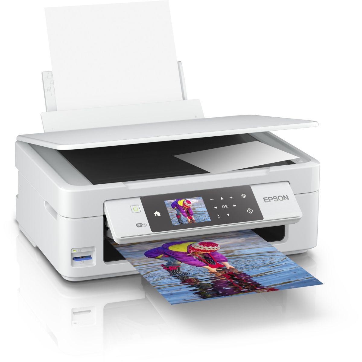 Imprimante jet d'encre epson xp 455 (photo)