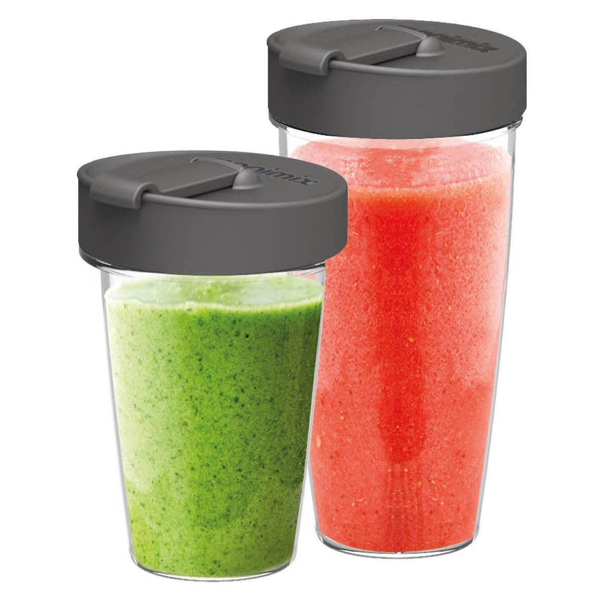 Blender magimix blend cups 17243 pour blender - livraison offerte : code livprem (photo)