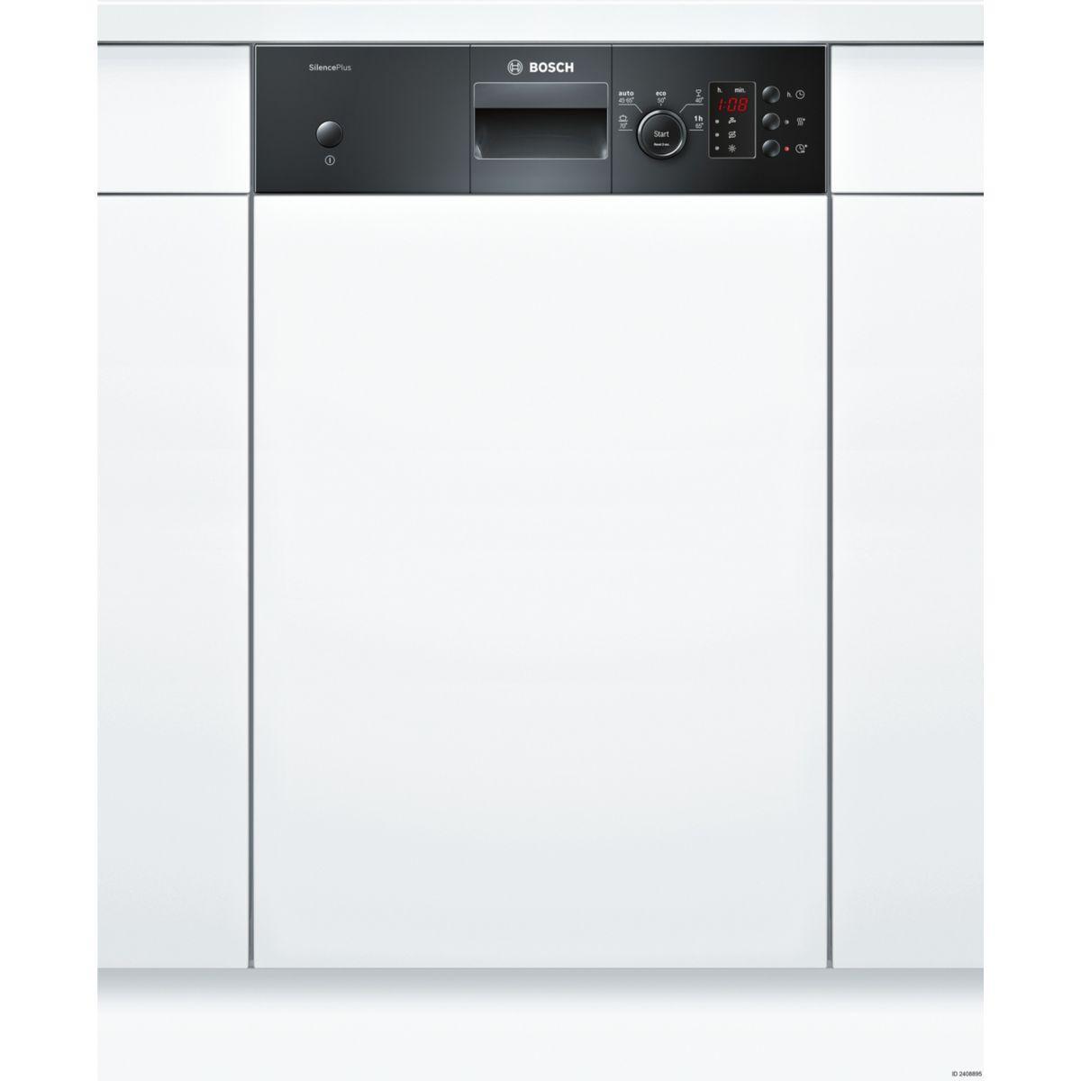 Lave vaisselle encastrable bosch spi25cb03e - livraison offerte : code premium