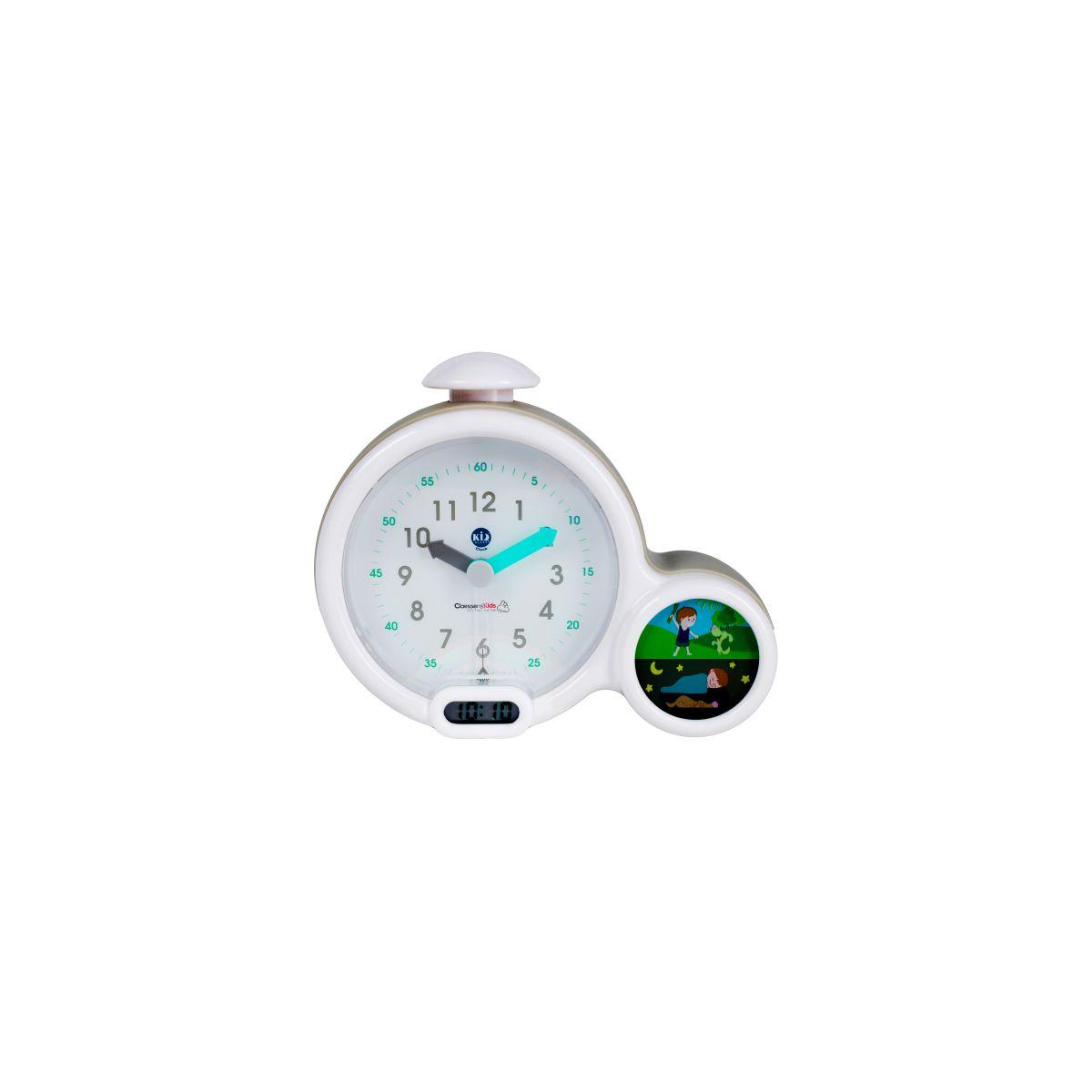 R�veil enfant kid'sleep clock gris - livraison offerte : code premium