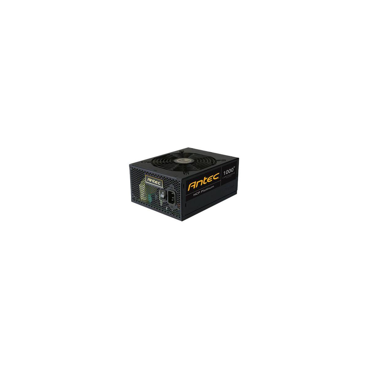 Alimentation pc antec hight current pro hcp 1000w - livraison offerte : code relay