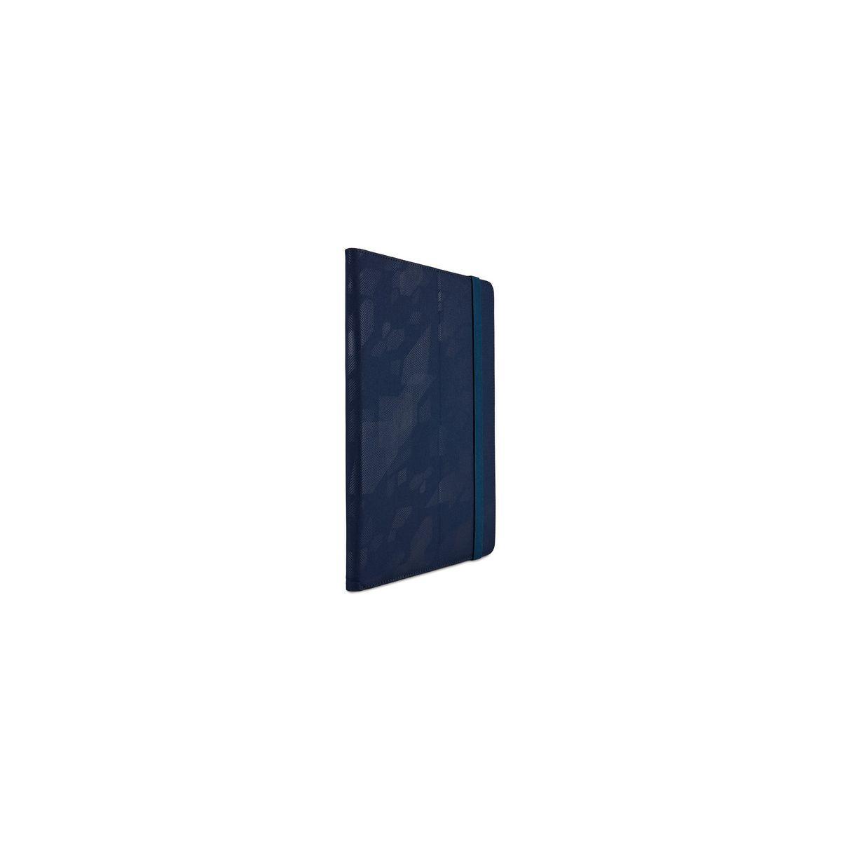 Etui tablette caselogic tablette 9-10'' bleu - livraison offerte : code liv (photo)
