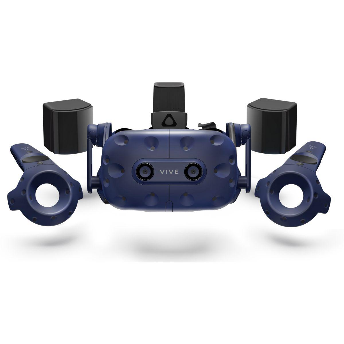 Casque de r�alit� virtuelle htc vive pro full kit (photo)