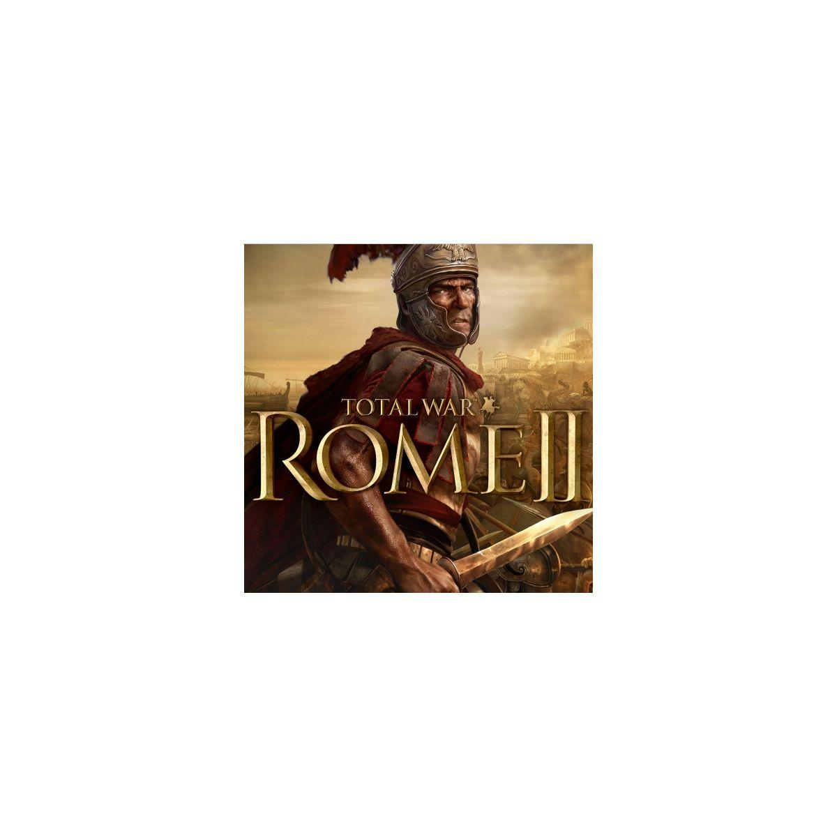 Jeu pc just for games rome 2 total war caesar edition (photo)