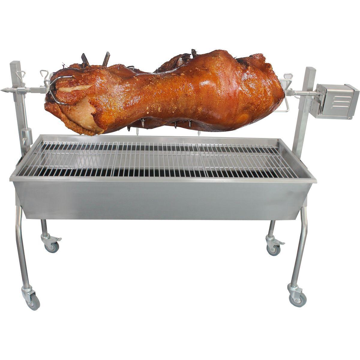 Barbecue charbon kalorik tkg grb 1001 rotissoire �lectrique - 7% de remise imm�diate avec le code : school7 (photo)