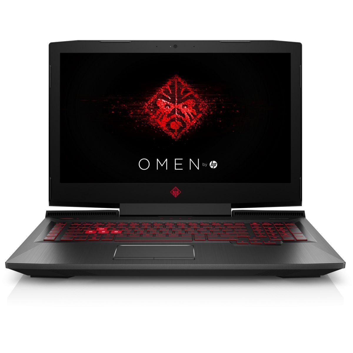 Pc gamer hp omen 17-an106nf - livraison offerte : code premium