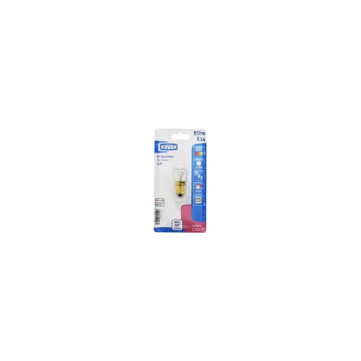 Ampoule xavax ampoule e14 15w four (photo)