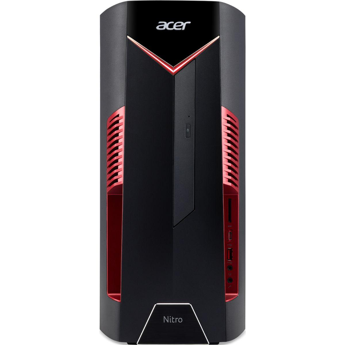 Pc gamer acer nitro n50-600-037 (photo)