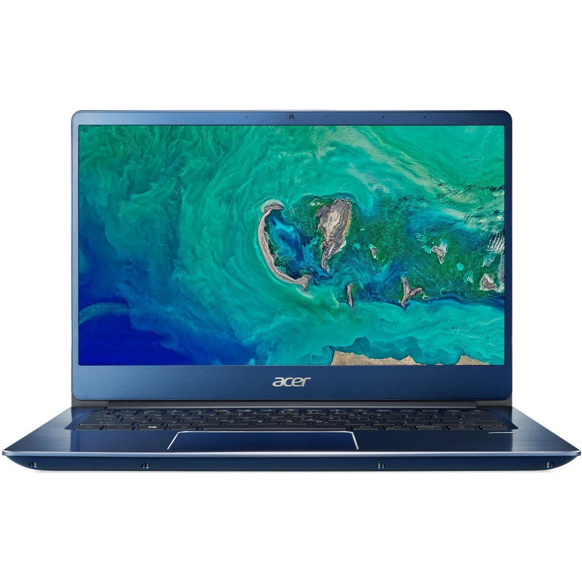 Ordinateur portable acer swift sf314-54-56m5 bleu - 5% de remise imm�diate avec le code : automne5 (photo)