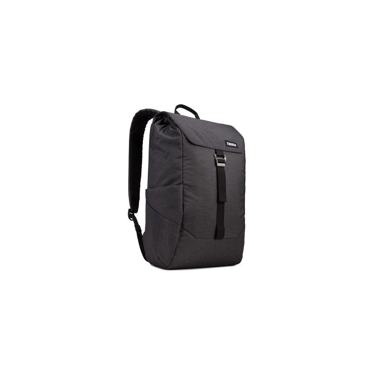 Sac � dos thule lithos backpack 16l noir - livraison offerte : code premium