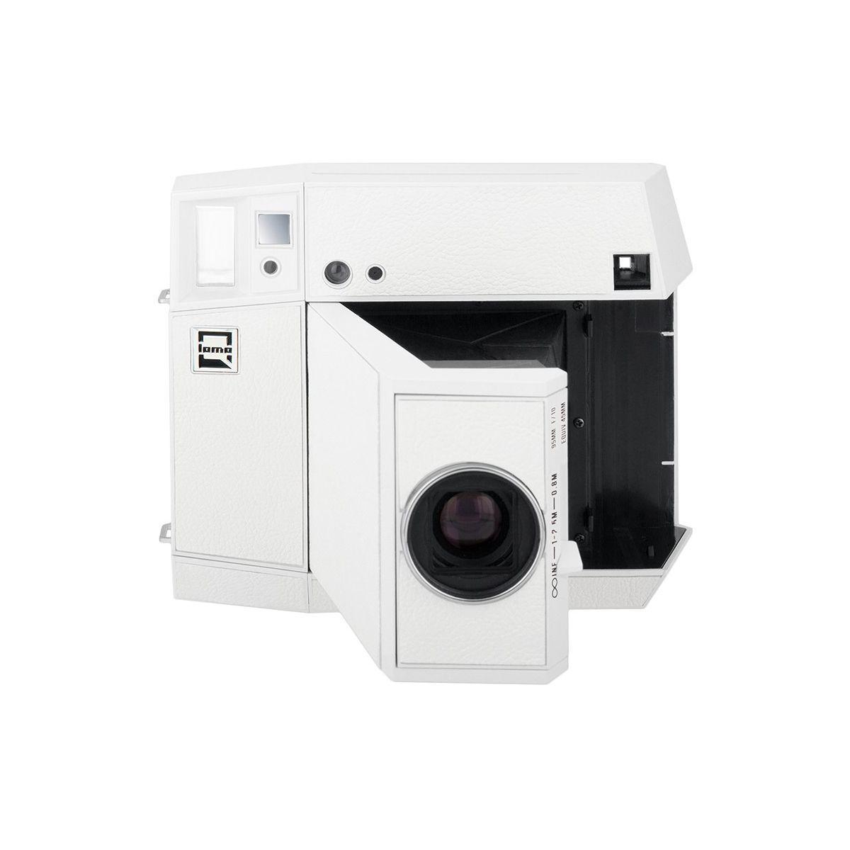 App. photo lomography instant square combo white - 10% de remise imm�diate avec le code : school10 (photo)