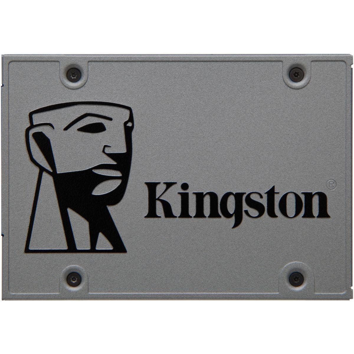 Disque ssd interne kingston ssd 480go uv500 - 2% de remise imm�diate avec le code : deal2